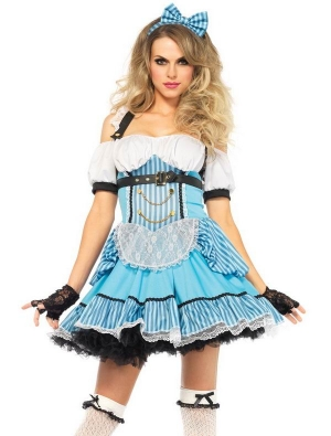 Luxury Princess Costume for Halloween Carvinal 22225