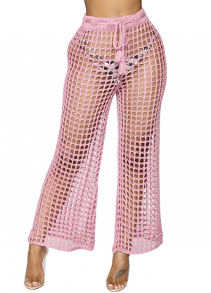 Sexy Fishnet Club Trousers