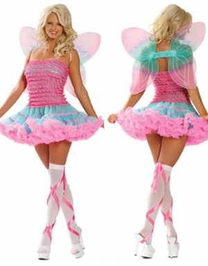 Pretty Fairy Costume 10467